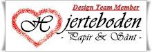Designer hos Hjerteboden ♥