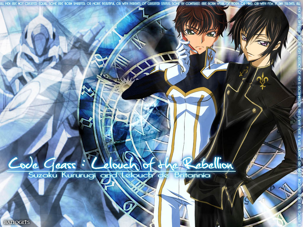 CG+34 Code Geass Lelouch Of The Rebellion 1 [ Subtitle Indonesia ]