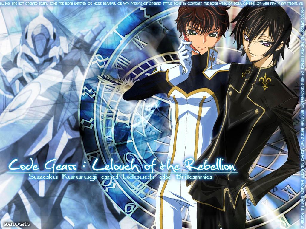 Code Geass: Lelouch of the Rebellion / 2006 / 1.Sezon / Online Anime Dizi �zle