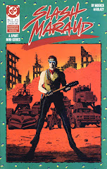 'Slash Maraud' issue 3, January 1988