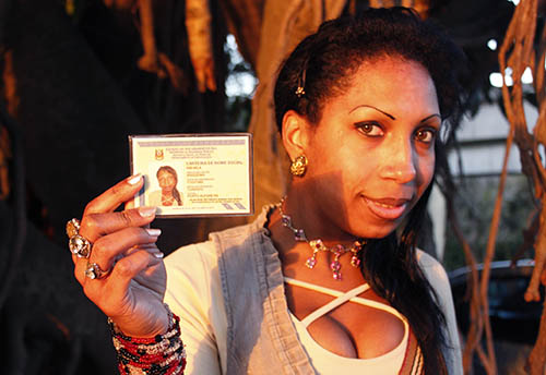 Quais documentos são necessários para transexuais mudarem de nome?
