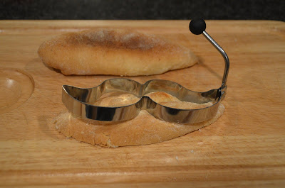 moustache bread