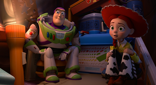 Toy Story of Terror Easter Eggs Though Toy Story of Terror is