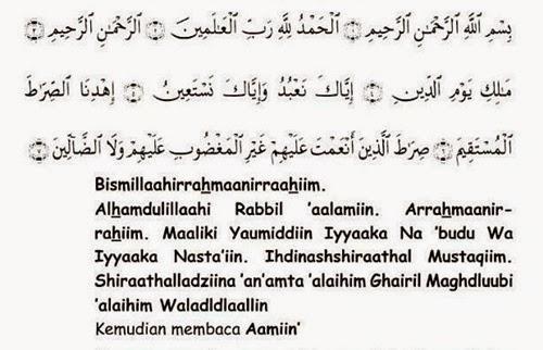 Al Fatihah Untuk Memohon Hajatnya Segera Dikabulkan