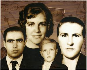 Familia Señaris Calviño