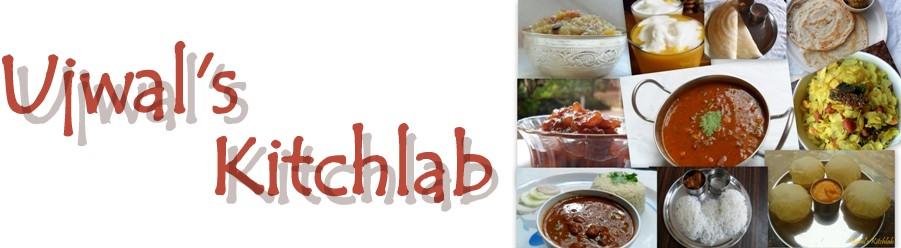 Ujwal&#39;s Kitchlab
