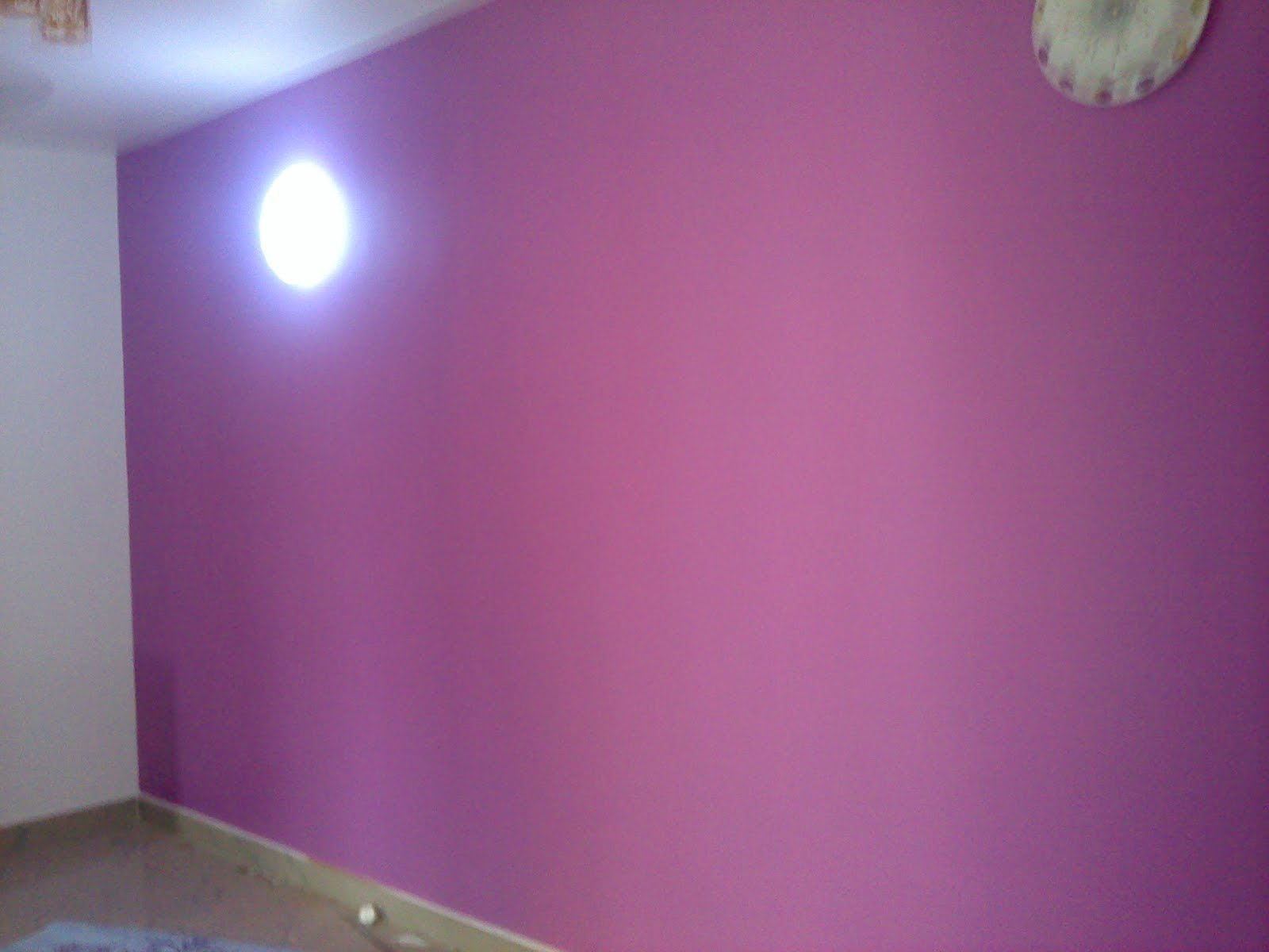 Asian Paints Royale Pink Colour Rooms - Home Design Centre