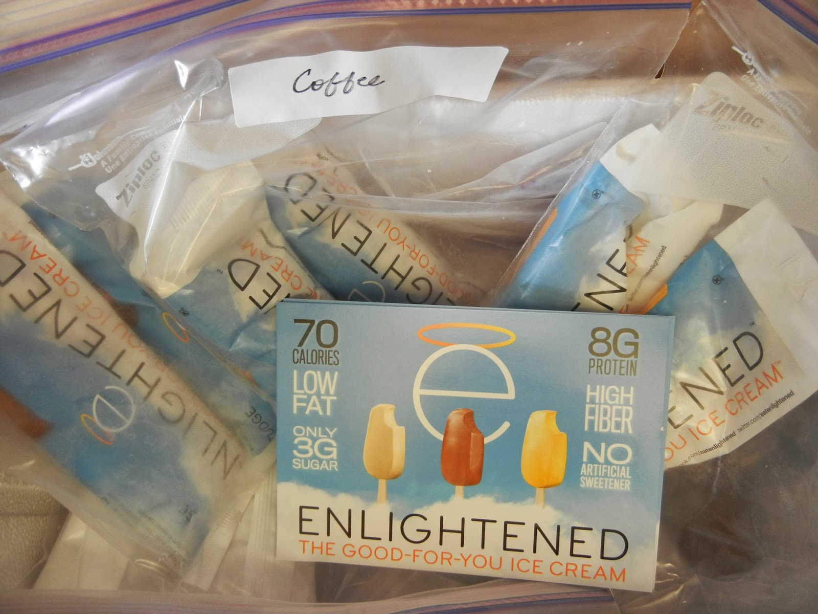 Enlightened+the+good+for+you+ice+cream+bars+sandwiches Weight Loss Recipes Friday Five