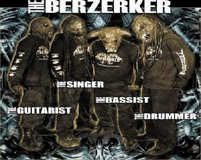7 Rock Band Paling Aneh di Dunia