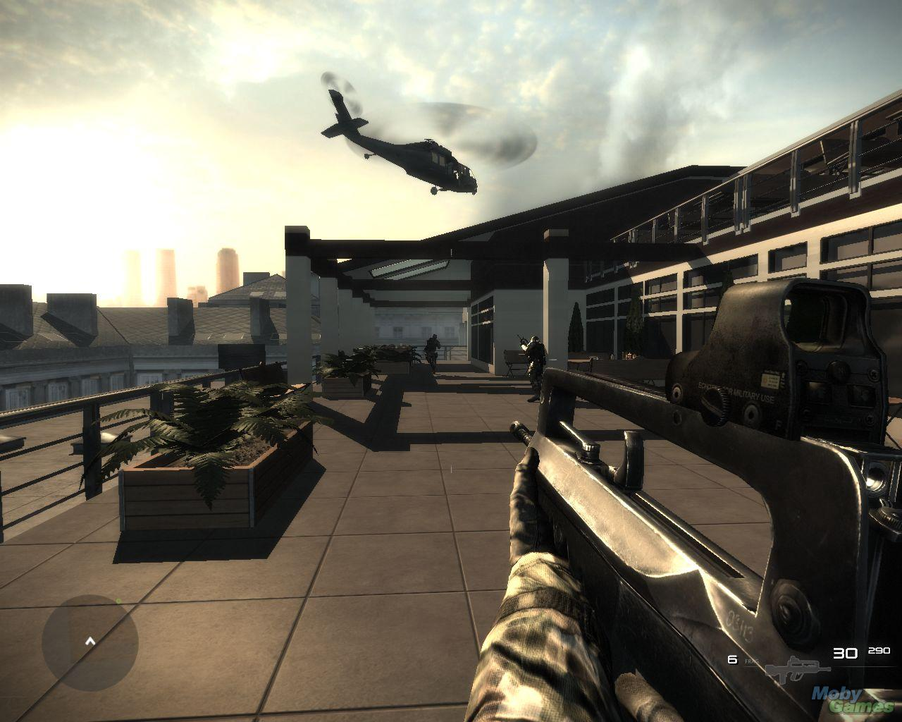 System Requirements of Code of Honor The French Foreign Legion PC Game