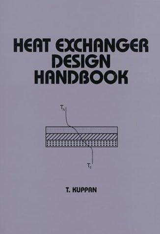 Heat Exchanger Design Handbook By T Kuppan Free Download