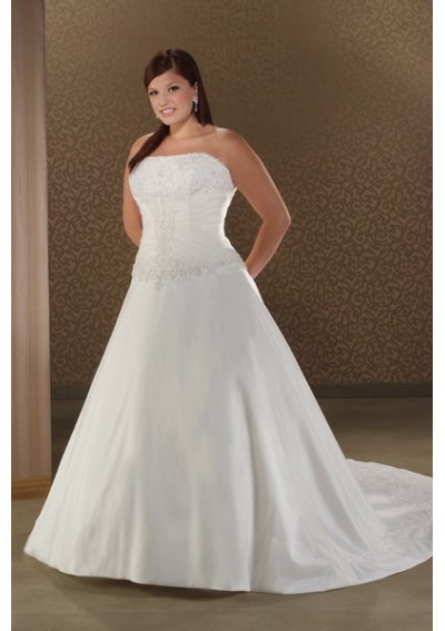 Fashion And Stylish Dresses Blog Plus Size Wedding Dresses Can Also