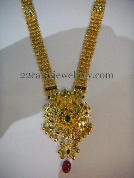 Rich Antique Long Chain