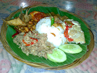 Resep Nasi Megono Makanan Tradisional Indonesia