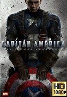 Capitán América: El Primer Vengador (2011) BRrip 1080p Latino-Ingles