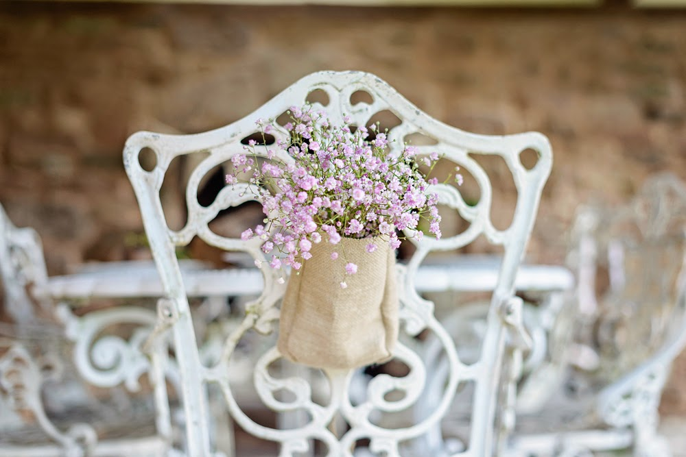Diy tutorial chair decoration the wedding shed so today i am going to show you how to make a diy floral chair back using one of my hessian bags its such a simple thing to do and cost affective junglespirit Image collections