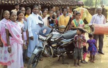 ayuda a los misioneros con el Domund