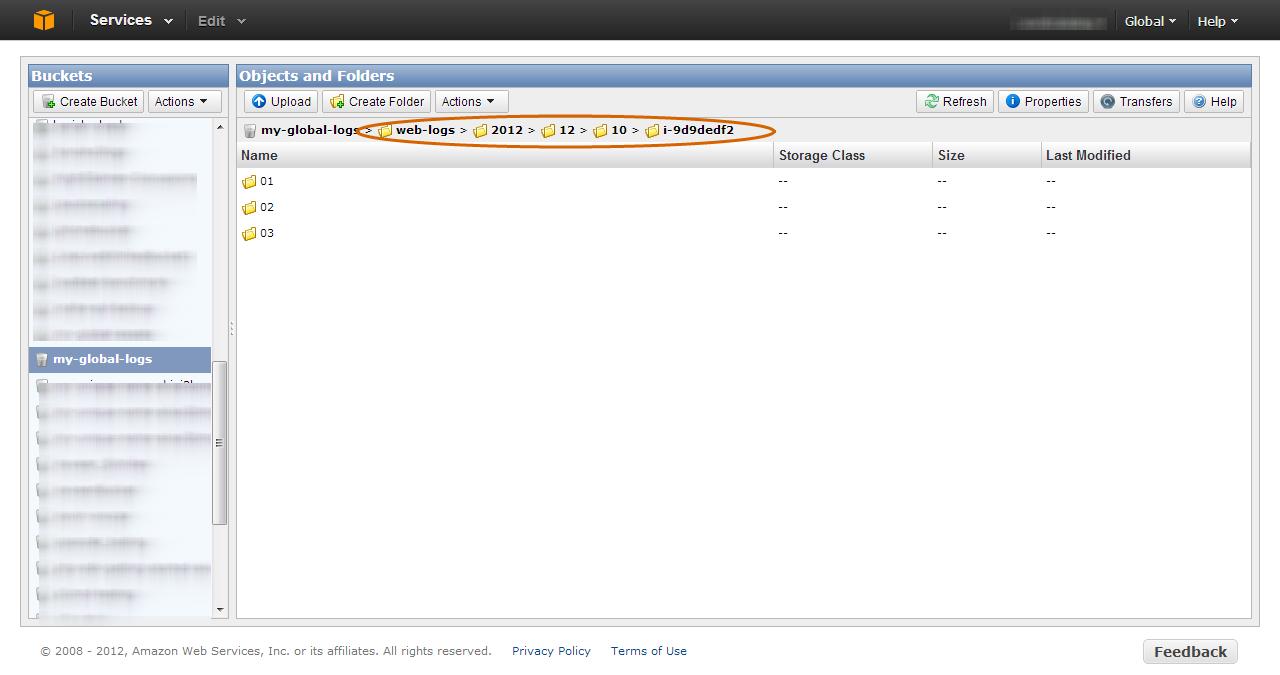 how to delete amazon archive