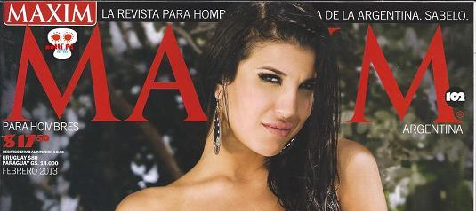 Febrero 2013 chismeando todo chismes fotos hot for Revistas argentinas de farandula