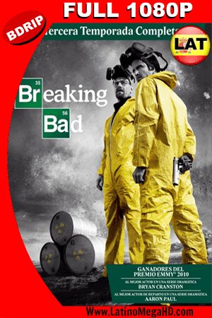 Breaking Bad Temporada 3 (2010) Latino Full HD BDRIP 1080P (2008–2013)