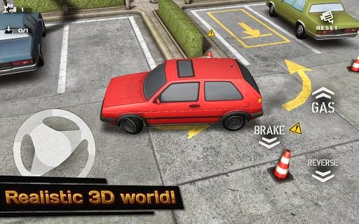 Download Backyard Parking 3D 1.602 APK Games for Android