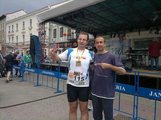 Semimaratonul Virslilor 2013 Dragos Ciobanu