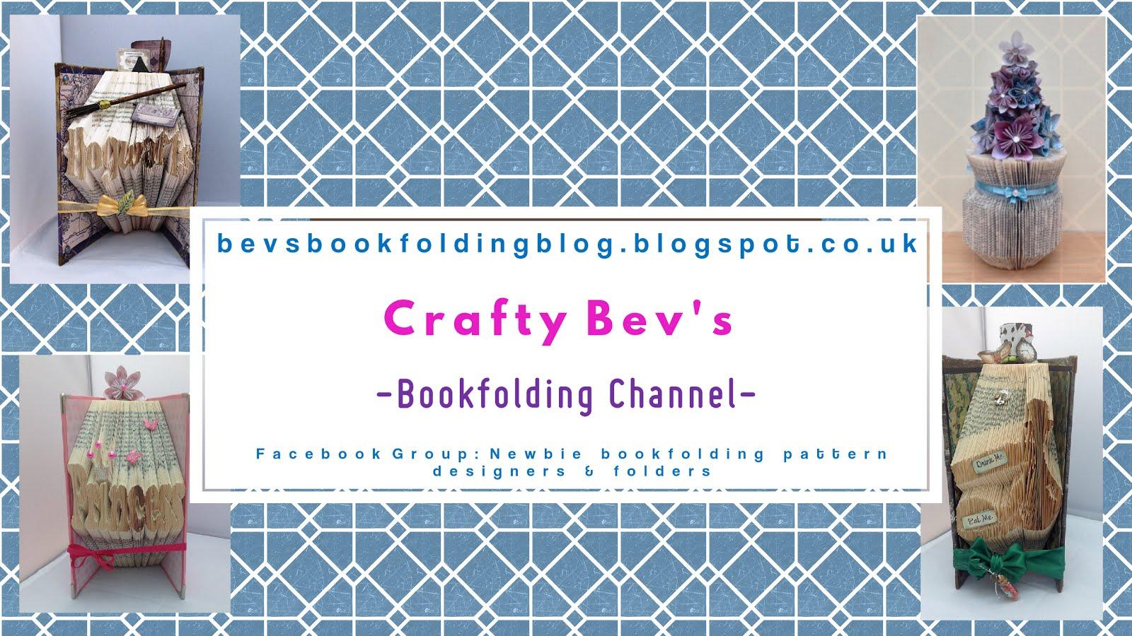 Crafty Bev's Bookfolding Channel