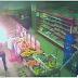 Video Lelaki Bakar Bekas Isteri Dalam Pasaraya Di Russia