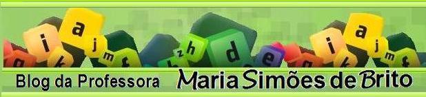 Blog da Professora Maria Simões de Brito