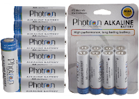 Buy Photron High Performance AA Alkaline Battery, 8 Pack At 82% off : Buy To Earn