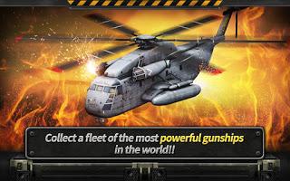 Game Gunship Battle Helicopter 3D Terbaru 2015