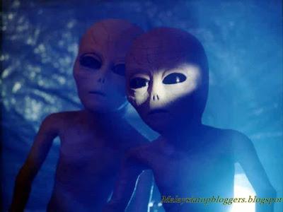 Kaitan Puak Mayan Dengan Alien