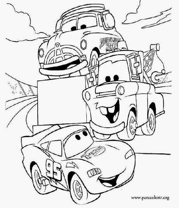 disney cars tow mater coloring page colorings net rh colorings net Monster Truck Mater Coloring Pages Mater the Greater Coloring Pages