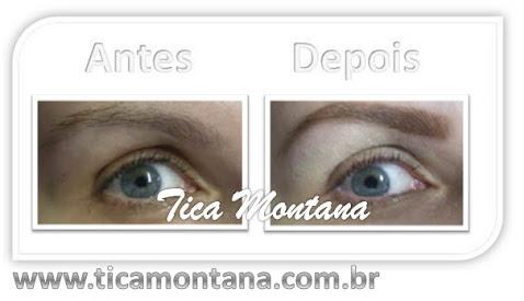 DESIGN DE SOBRANCELHAS TICA MONTANA