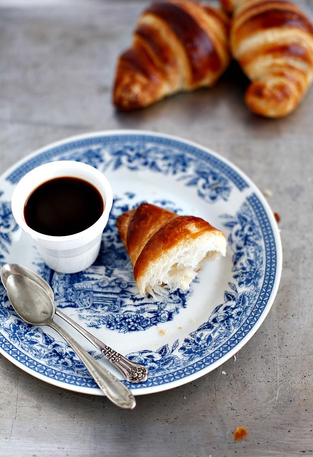Croissant sfogliati francesi - ricetta di Iginio Massari