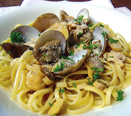 Clam sauce recipes