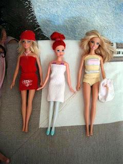 Como hacer vestidos de fiesta de barbie