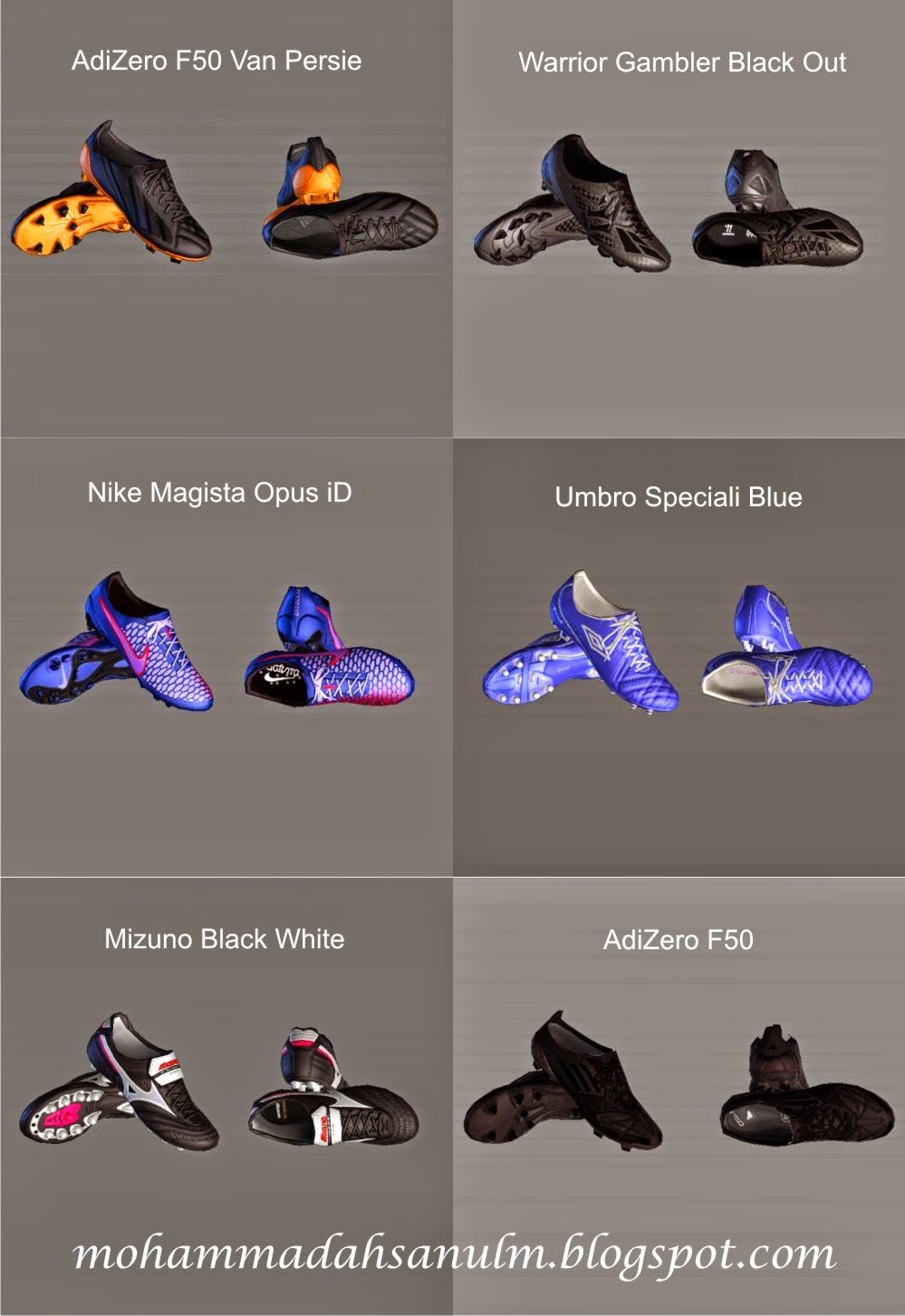 PES 2013 Mini Bootpack By.HendriSimZ