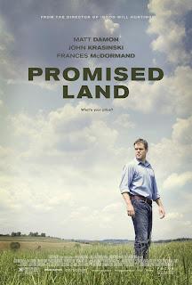Tierra prometida (Promised Land) (2012)