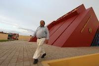 Walter Alva, director del museo Tumbas Reales de Sipán. Foto: ANDINA/Carlos Lezama