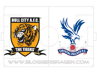 Prediksi Pertandingan Crystal Palace vs Hull City