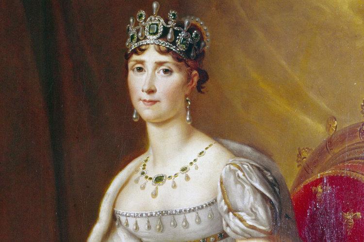 Australian Black Opal: Napoleon's Black Opal Josephine S