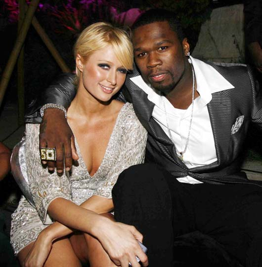 Were ciara and 50 cent dating