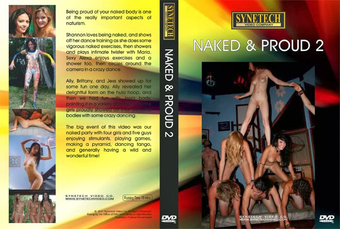 Голые и гордые / Naked and Proud.