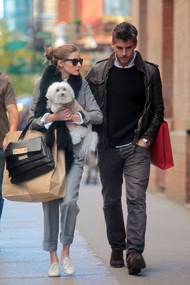 Fashion - Olivia Palermo's Cute & Casual Outfit