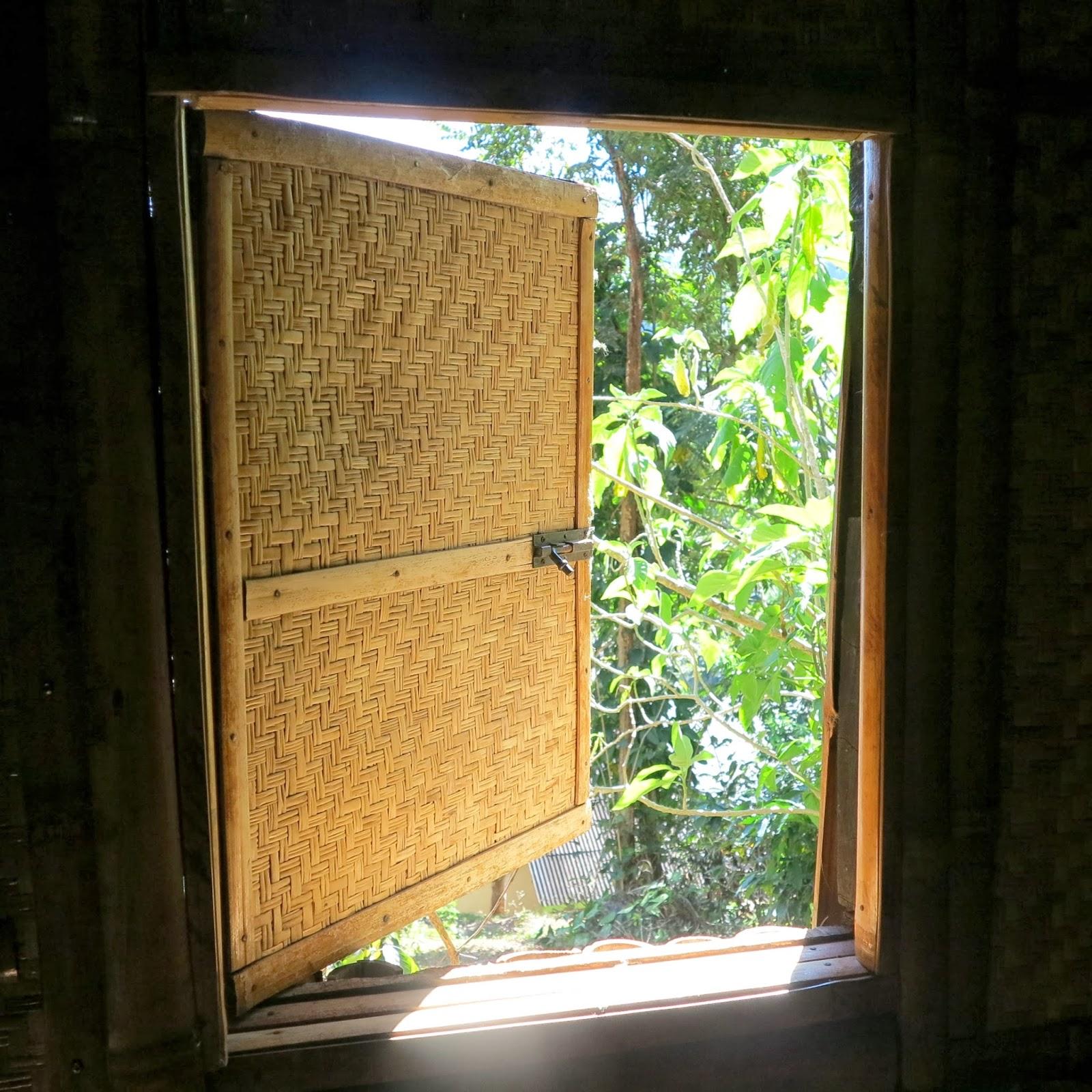 ByHaafner, bamboo hut