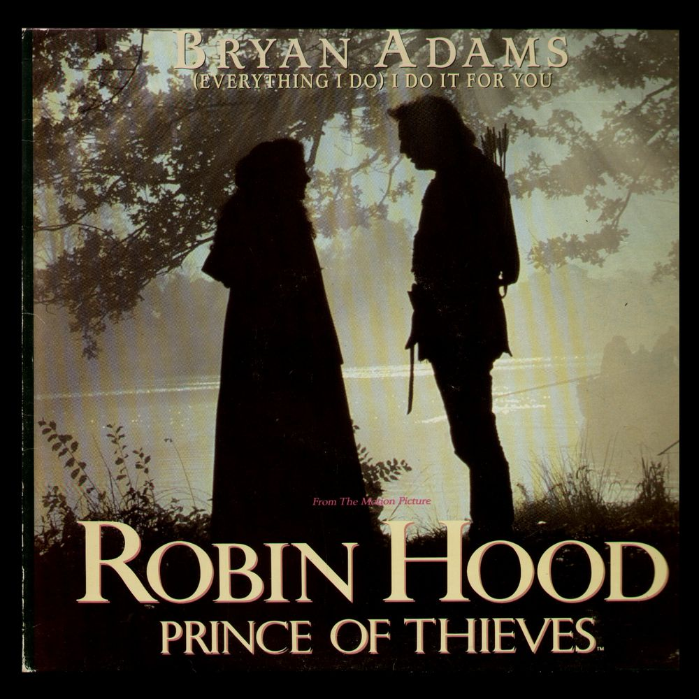 Bryan Adams Everything I Do (I Do It for You) — Mp3 ...