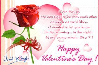 Kata Kata Ucapan Selamat Hari Valentine