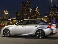 Japanese car photos - 2014 Lexus IS US-Version 2