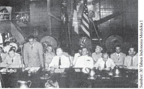 Isi Perundingan (Perjanjian) Renville (8 Desember 1947 - 17 Januari 1948)